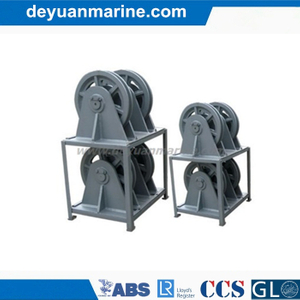 Marine Vertical Lead Sheave Winch and Windlass Manufacturer