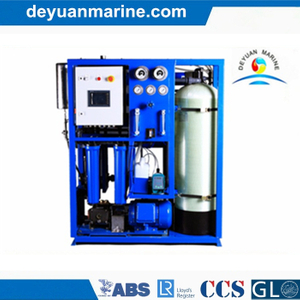 Marine Reverse Osmosis Fresh Water Generator for Sale