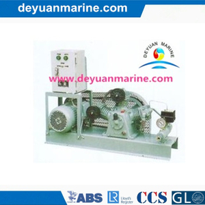 Marine Air Cooling Piston Type Air Compressor