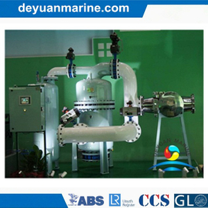Ship Ballast Water Treatment System