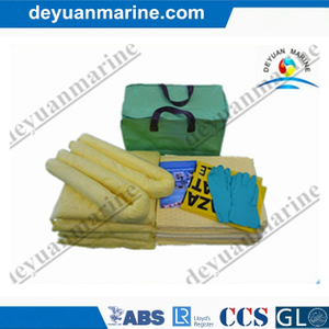 Industrial Universal Absorbent Spill Kits with CCS Approved