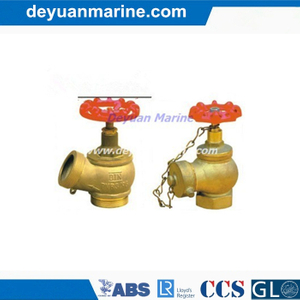Marine Bsp Pin / Flanged / Machino Type Fire Hydrant